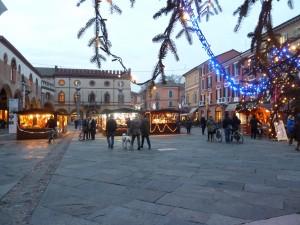 Il Mercatino di Natale in Piazza del Popolo